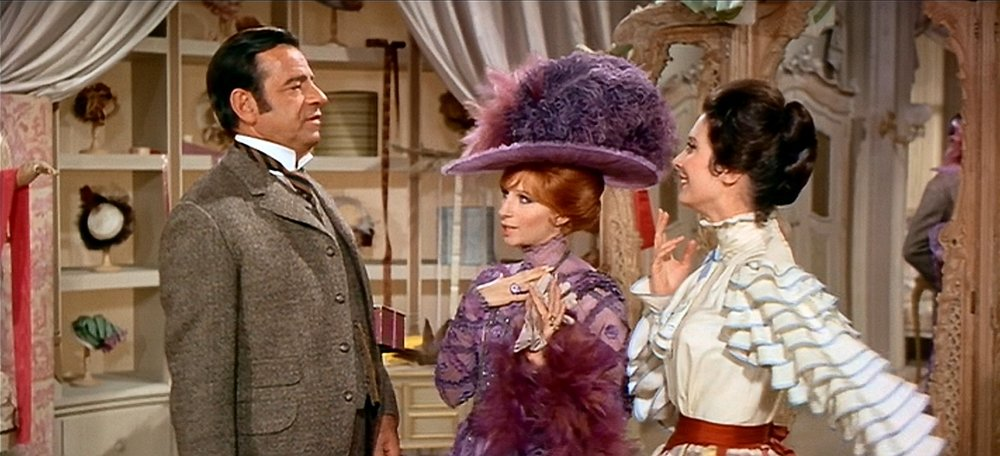 Hello Dolly! (1969) - Saturday, March 9th, 9am and Sunday, March 10th, 7pm
