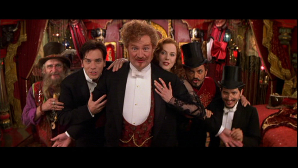 Moulin Rouge! (2001) - Saturday, March 23rd, 9am and Sunday, March 24th, 7pm