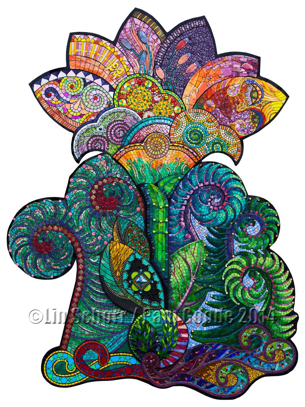 Installations — Pamela Goode Mosaics
