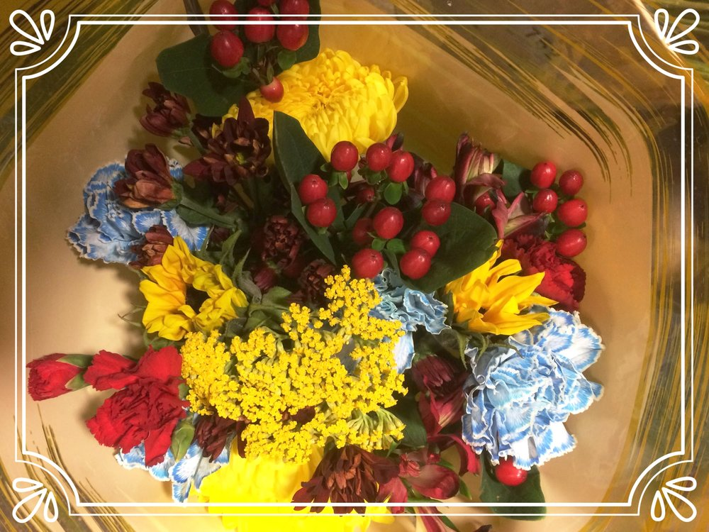 Let's spread some kindness! - Help our team help a family in need by buying a bouquet on Saturday, June 9th for $20 from Ukranian Co-op or Wascana Flower Shoppe.
