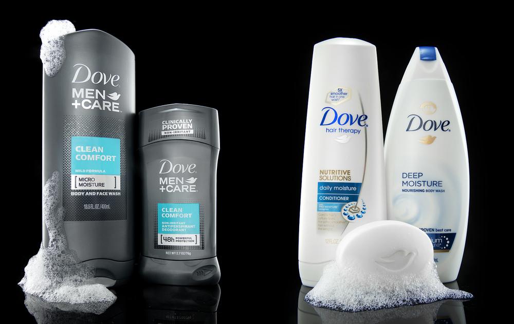 Dove Body Soap