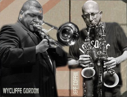 Wycliffe Gordon and Jeff Cofflin