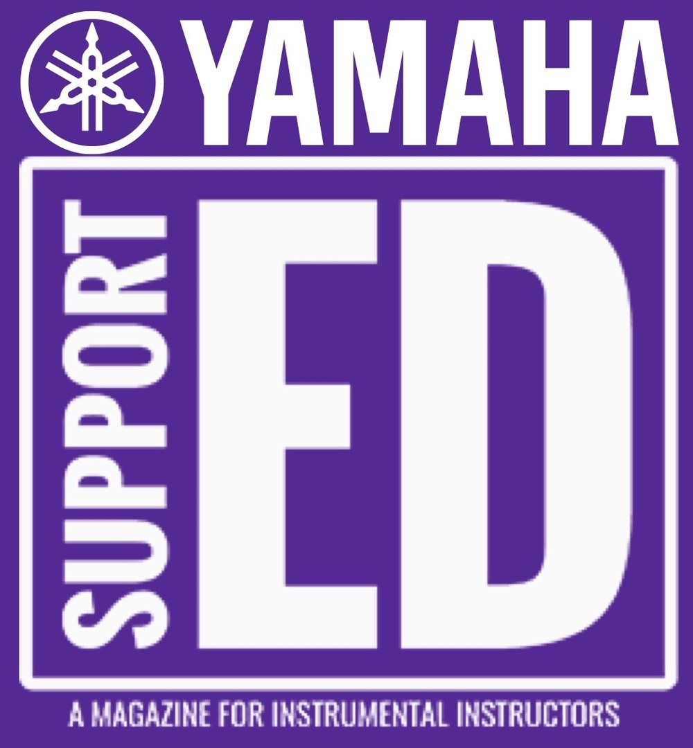 Designed specifically for the instrumental band and orchestral teacher, Yamaha's SupportED is a free publication you won't want to miss. With articles that are written by and about real teachers who share Yamaha's commitment to keeping music education thriving, we think you'll want to check it out. Join the Conn-Selmer Division of Education community and get exclusive access to educational tips, articles, videos, and more!