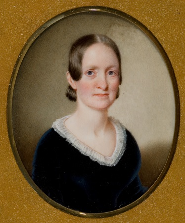 "Elizabeth ""Betsy"" Humphreys Todd, stepmother of Mary Lincoln"