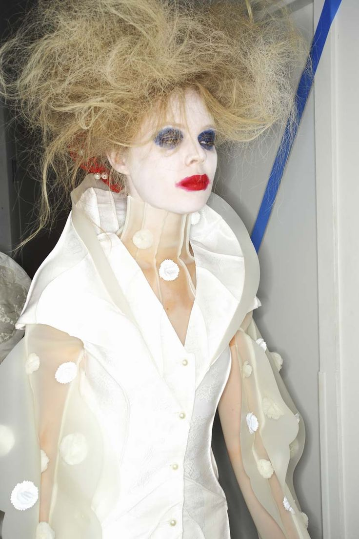 Thom Browne. Again, more nightmares.  image