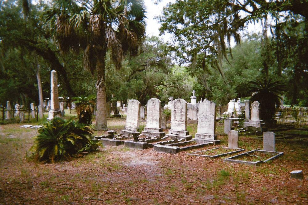 Apalachicola Historic Cemetery, Apalachicola, Florida 2014