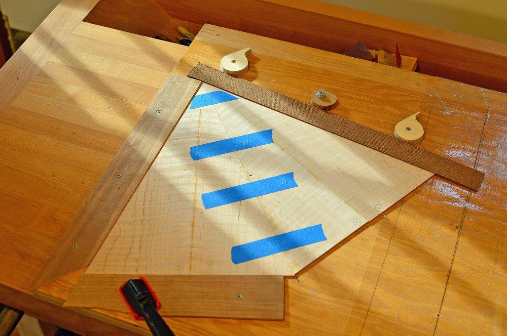 shop sawn maple veneer.JPG