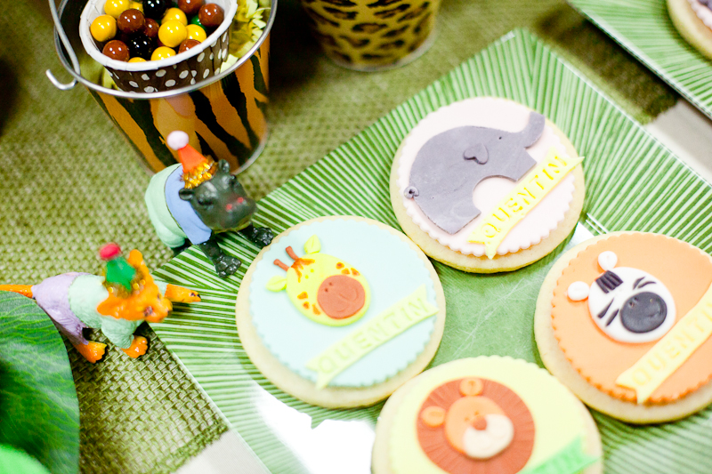 Safari Theme First Birthday Dohl Party Animal Cookies 2.jpg