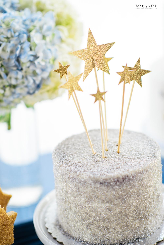 Twinkle Twinkle Little Star Dohl Dohlsang Jennifer Choi Desserts Birthday Cake Smash Cake doljanchi.jpg