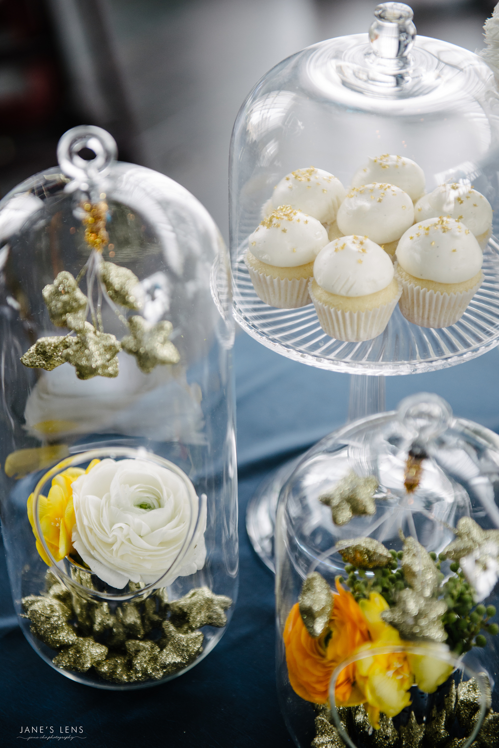 Twinkle Twinkle Little Star Dohl Dohlsang Jennifer Choi desserts Cupcakes flowers doljanchi.jpg