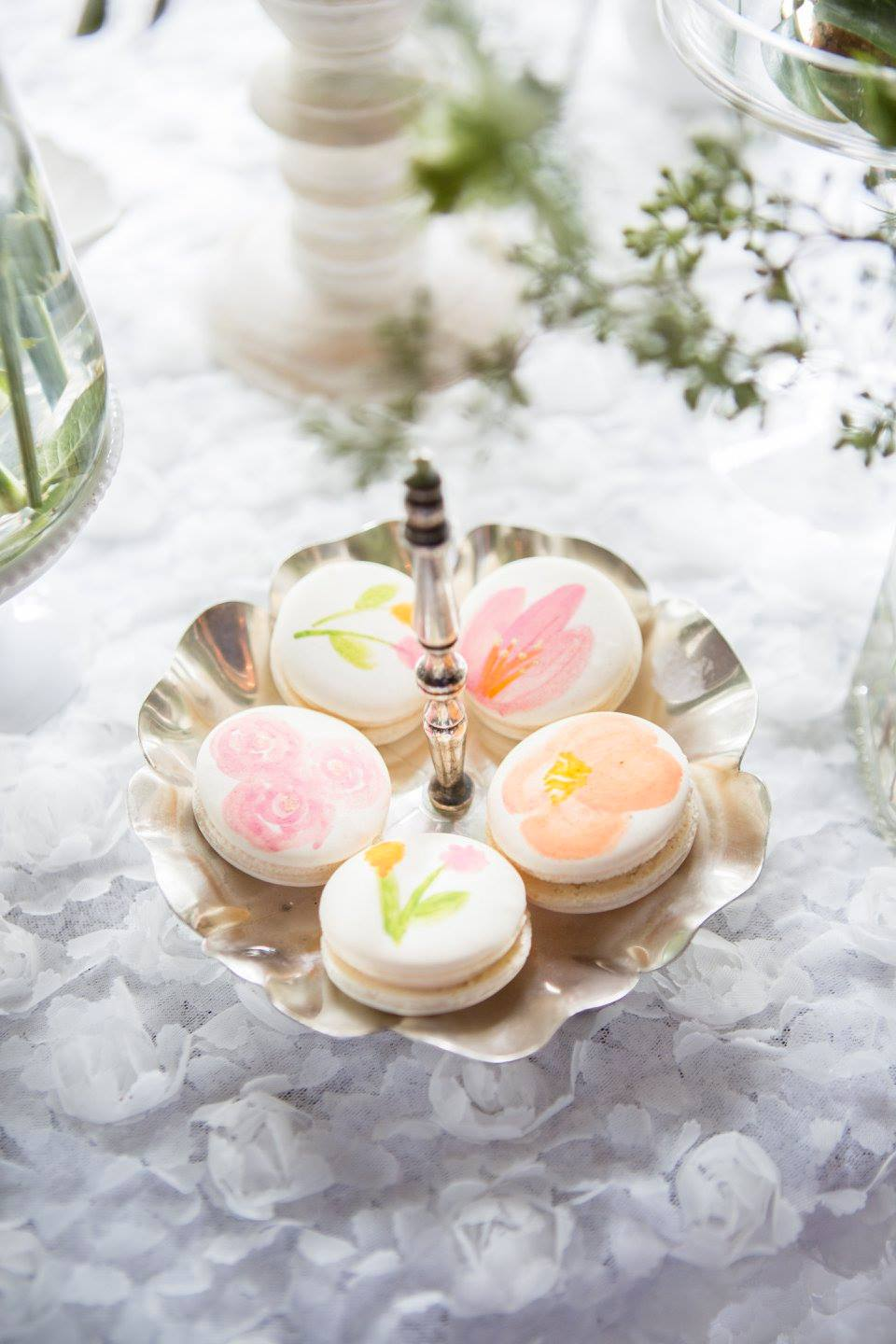 Secret Garden First Birthday Party- Korean first birthday dohl dol doljanchi nyc korean event planner macaron.jpg