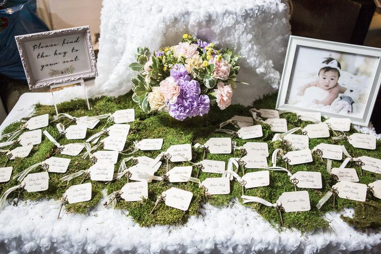 Secret Garden First Birthday Party Korean Dohl Dol Doljanchi Nyc Event Planner