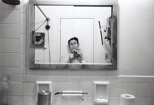 Self-portrait, New York CIty, 1968