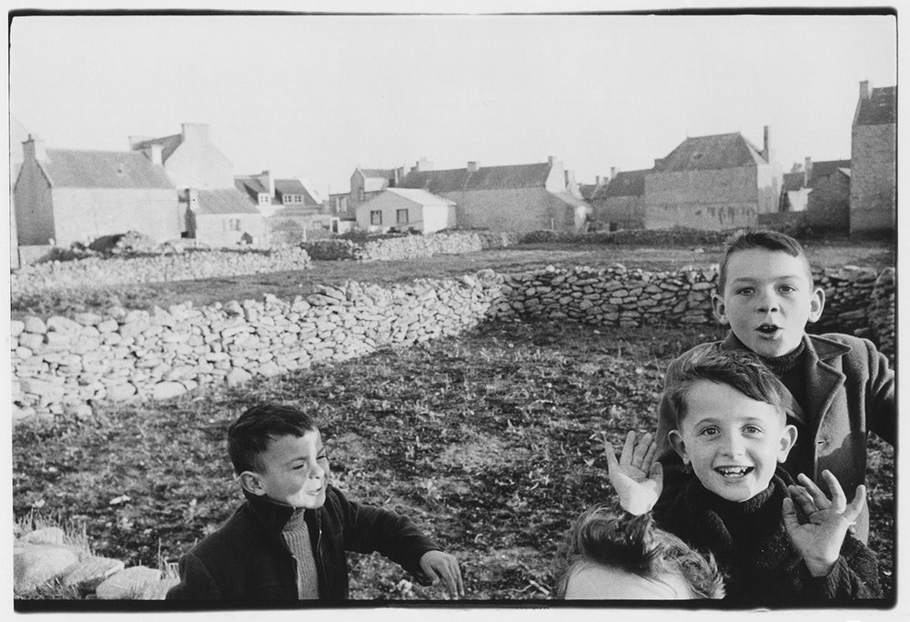 JOHN YANG,  Ile de Sein , 1960