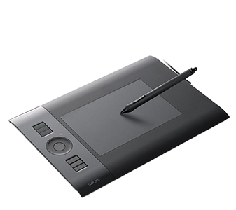 Wacom Intuos 4 Pen Tablet