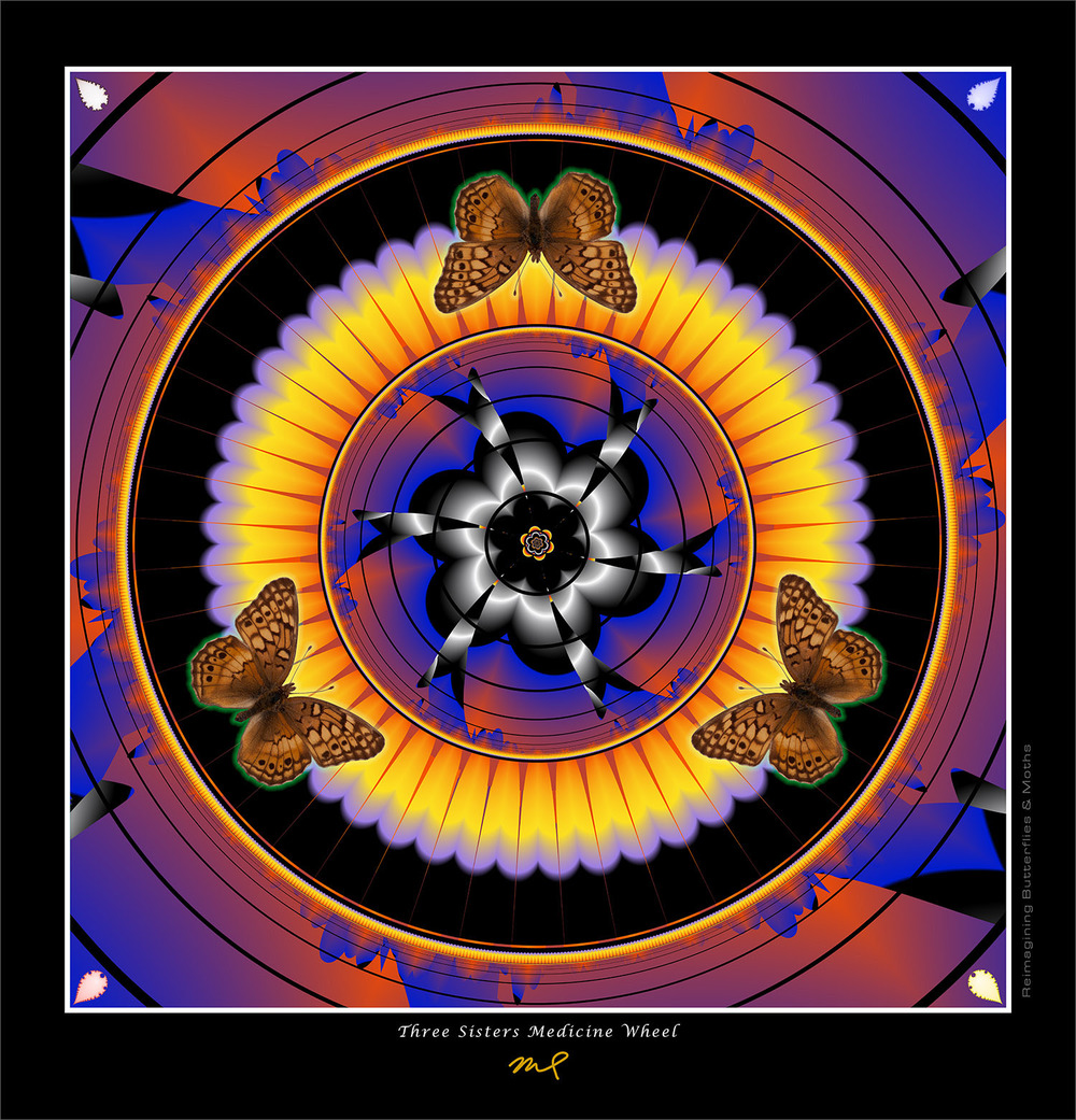 Three Sisters Medicine Wheel