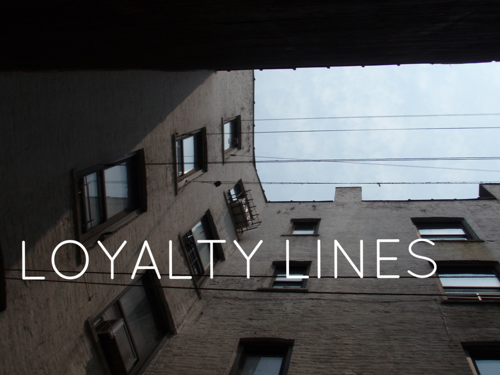 Project documenting Brooklyn's shared clothes lines