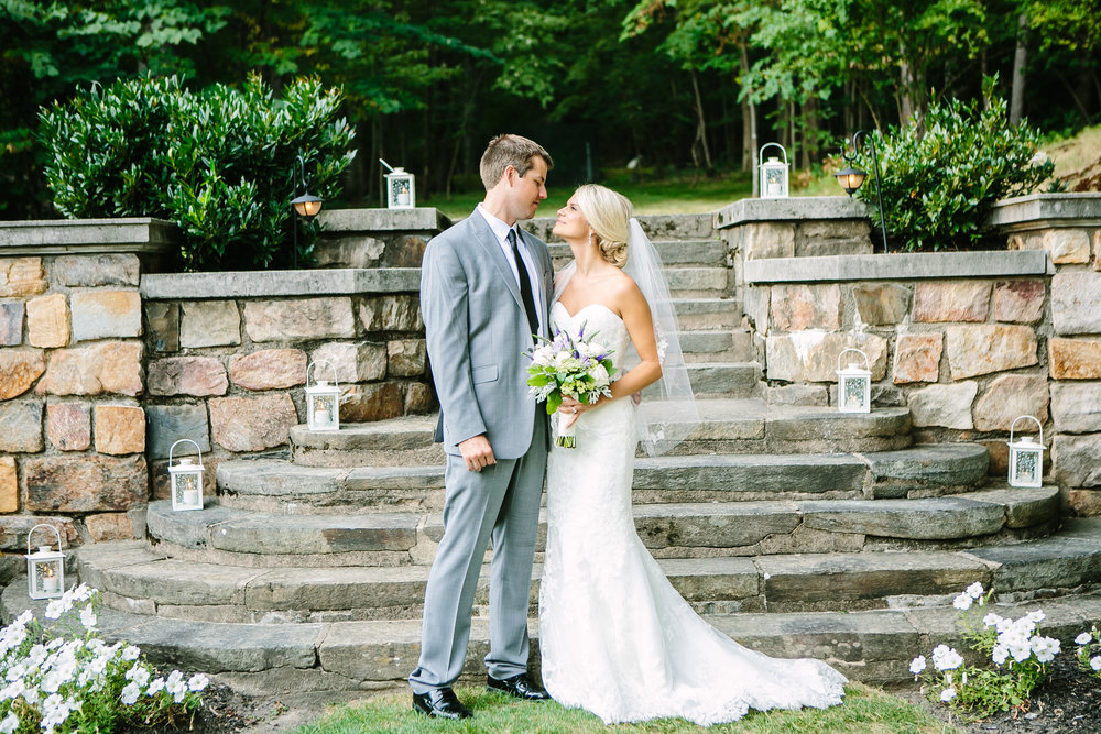 Summer Wedding at Strong Mansion Brian Virts Photography