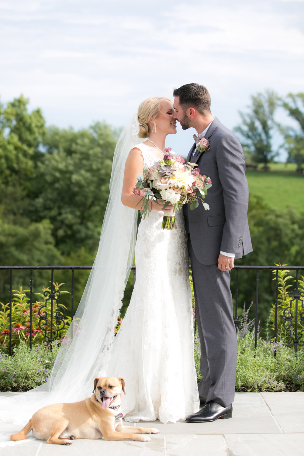 Summer Wedding at Shadow Creek Genevieve Leiper Photography