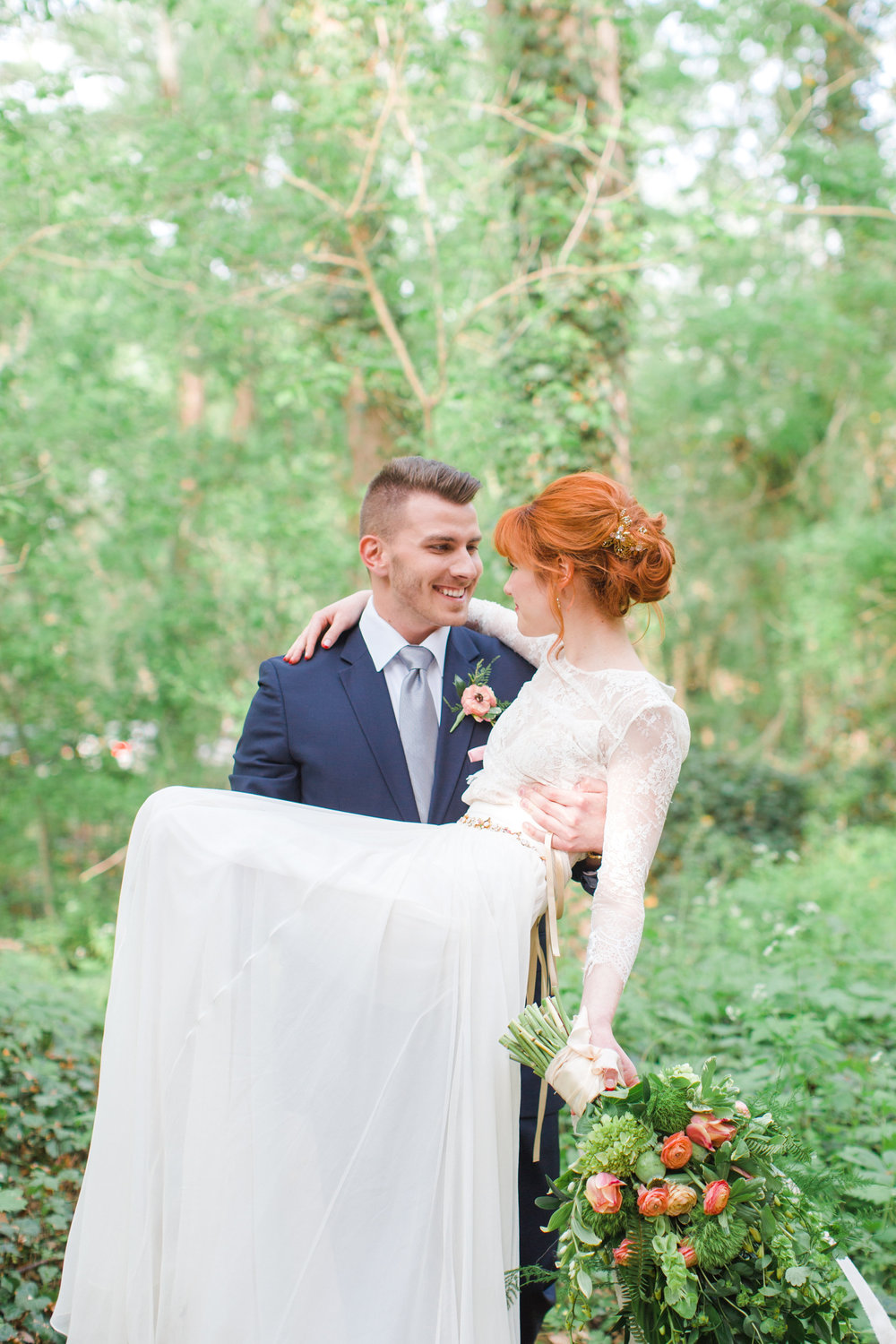 Love Amongst the Ruins at Seneca Quarry Rebecca Wilcher Photography