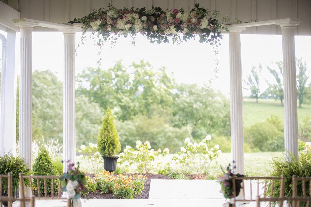 Wedding Flowers at Shadow Creek