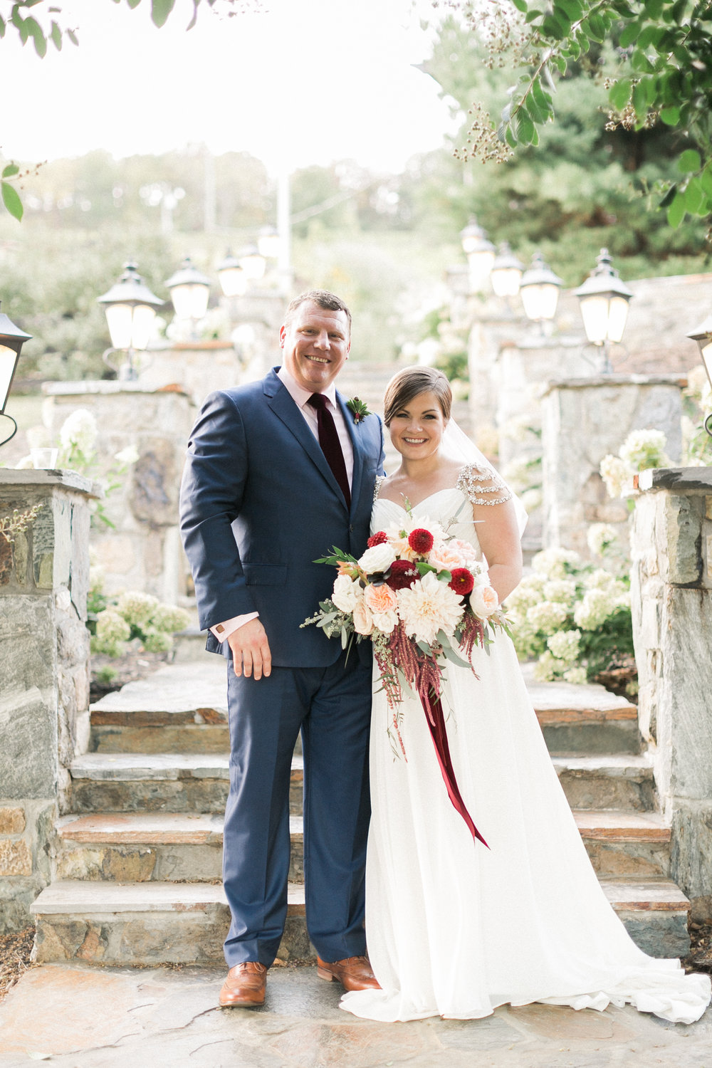 Fall Wedding at Bluemont Vineyard  Misty Rodda Photography