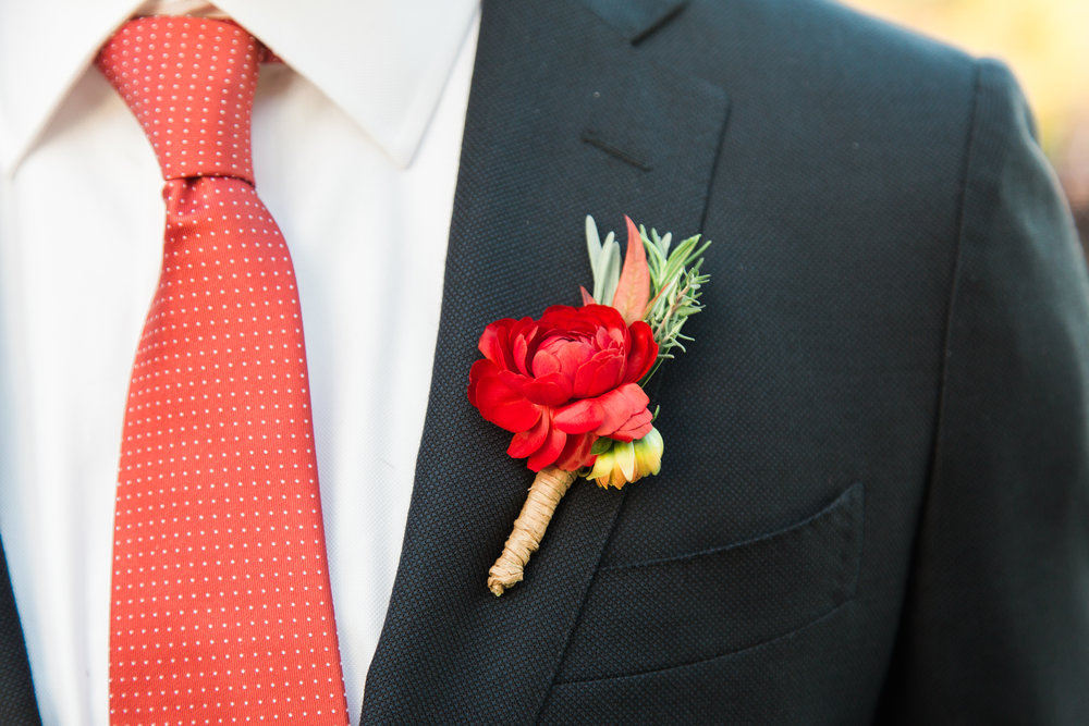 Boutonnieres -