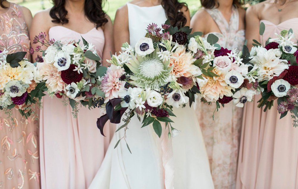 Stunning bridal bouquet at Tranquility Farm.jpg