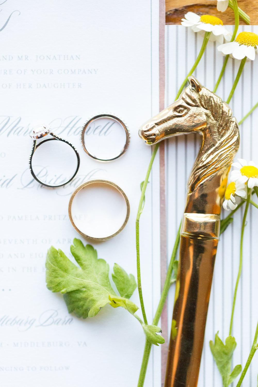 Equestrian Wedding Details
