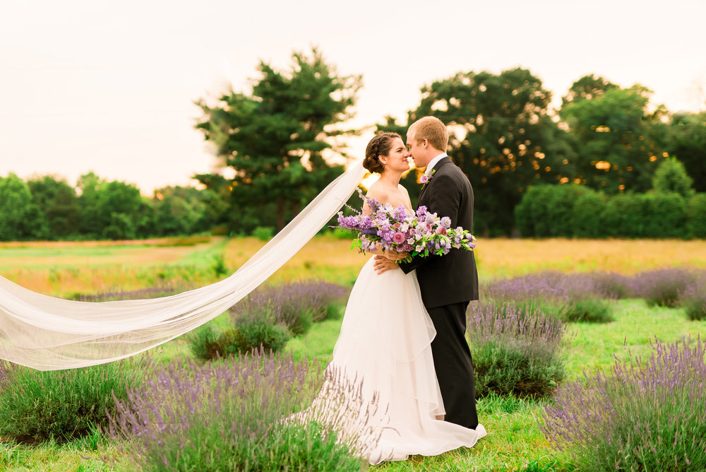 Lavender Wedding Inspiration by Lark Floral, Leesburg, Virginia wedding