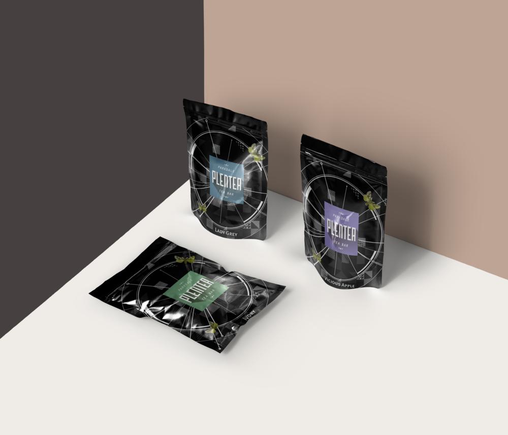 Branding and Packaging -