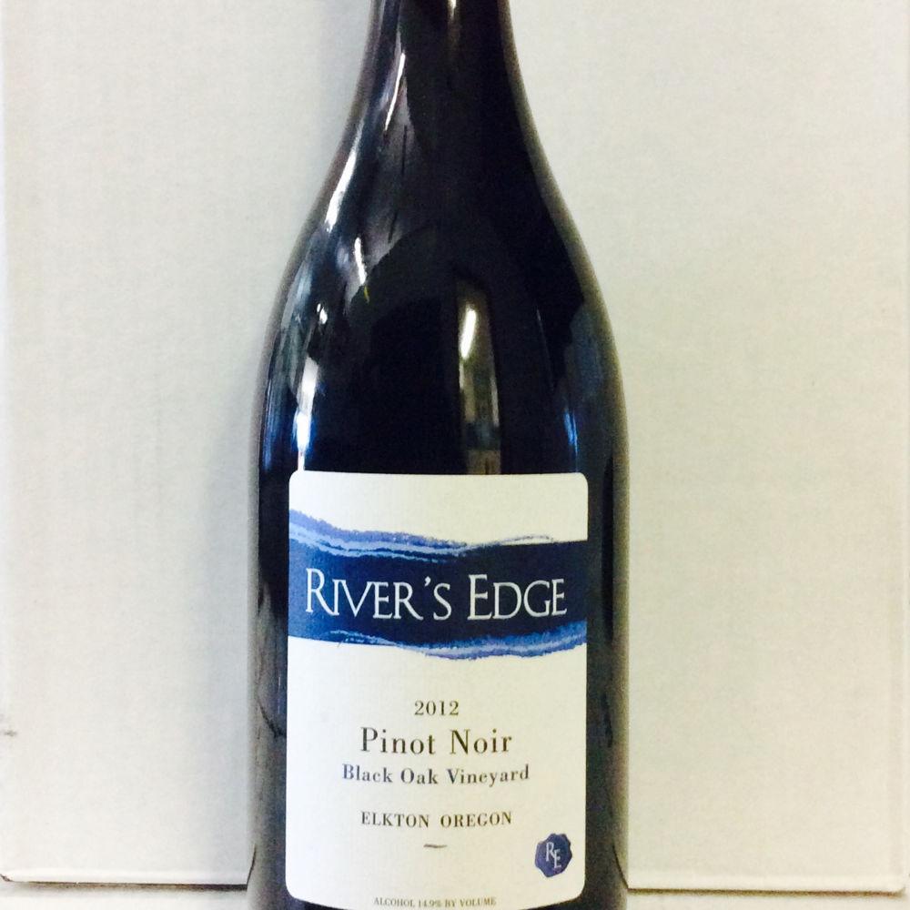 2016 Best of Show at Newport Seafood & Wine Festival - 2012 Black Oak Vineyard Pinot Noir