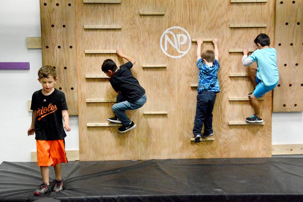 Ninja Kid Camp