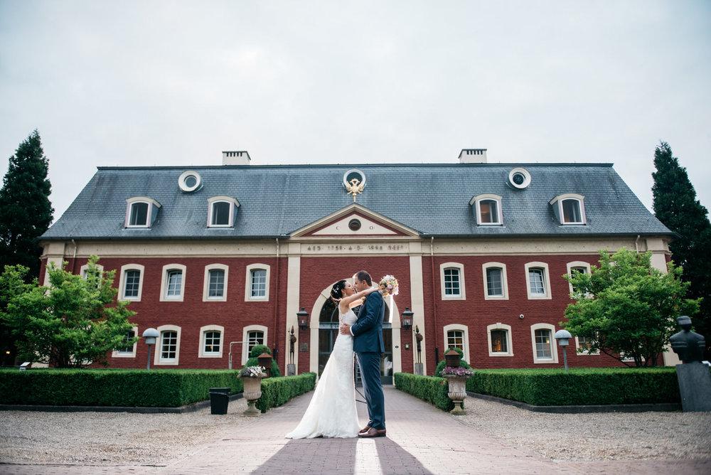 Imelia + Daniel - Chateau Saint Gerlach | Valkenburg, Netherlands