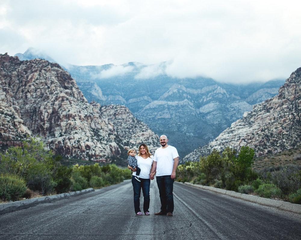 Ryan + Danielle - Las Vegas, NV