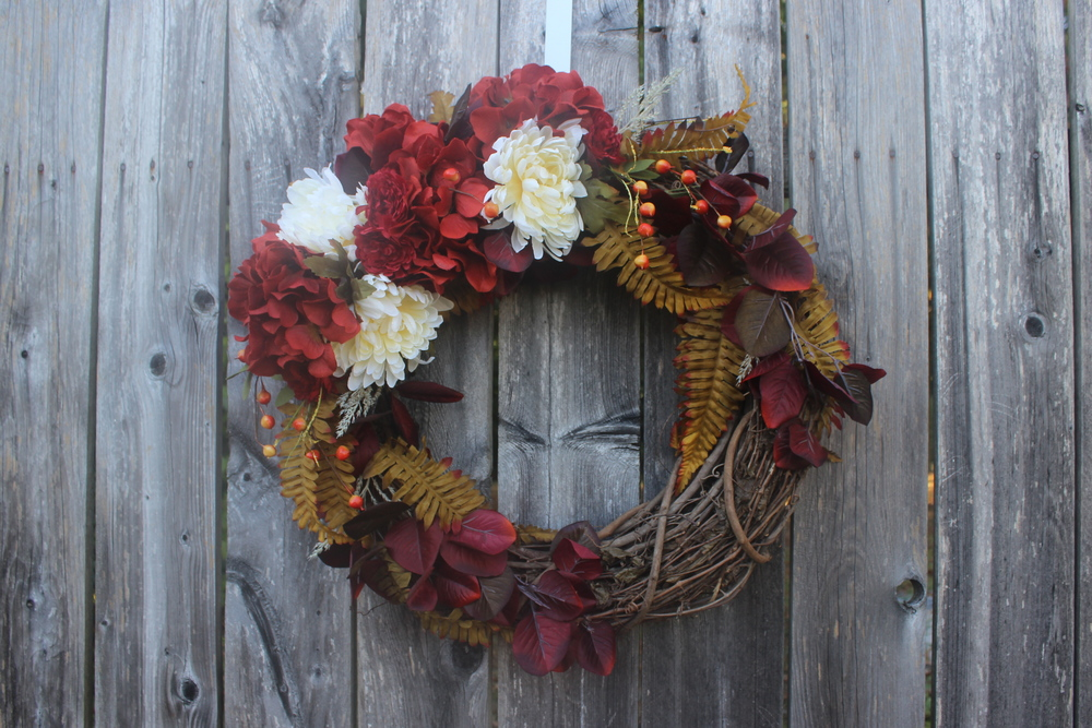 Stevie Storck Design Co - 7 Tips for Wreath Making