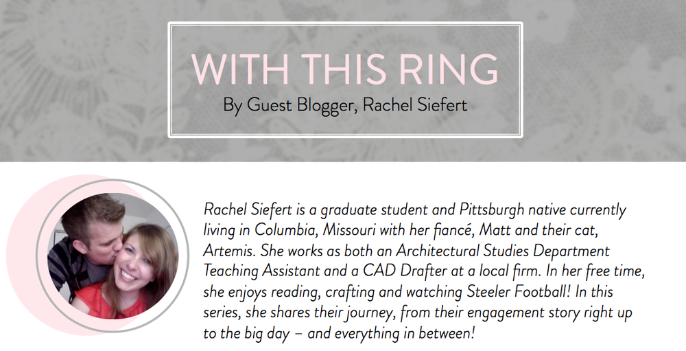 Stevie Storck Design Co. - With This Ring by Rachel S