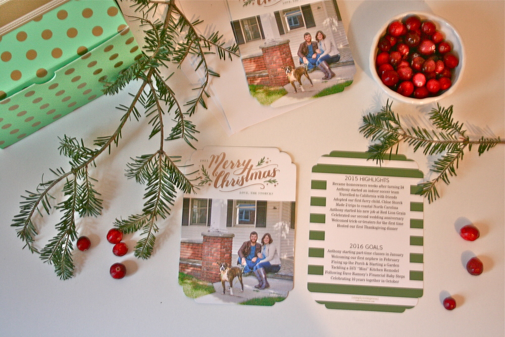 our 2015 christmas cards stevie storck design co