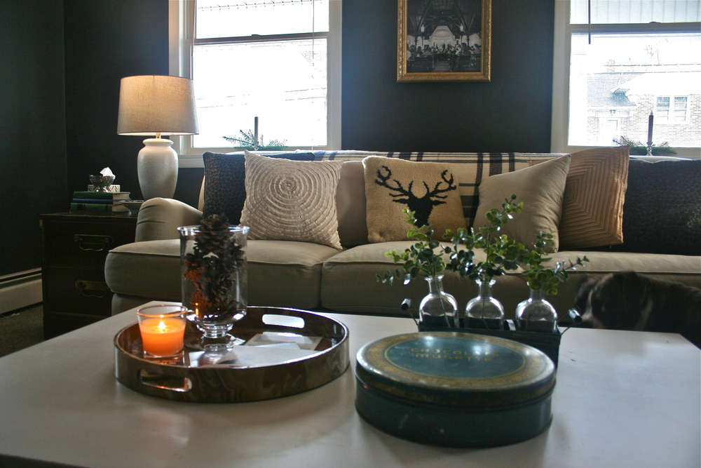 Holiday Home Tour 2015- Stevie Storck Design Co.