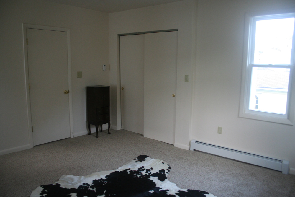Master Bedroom Before - Stevie Storck Design Co.