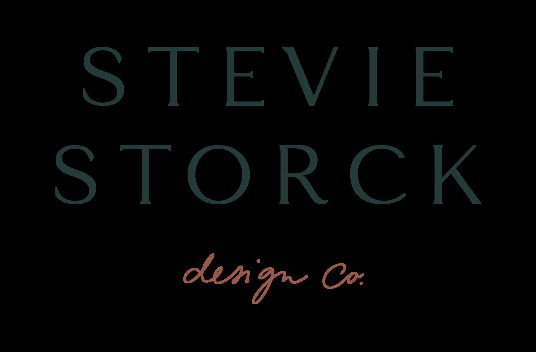 Personal Blog Stevie Storck Design Co