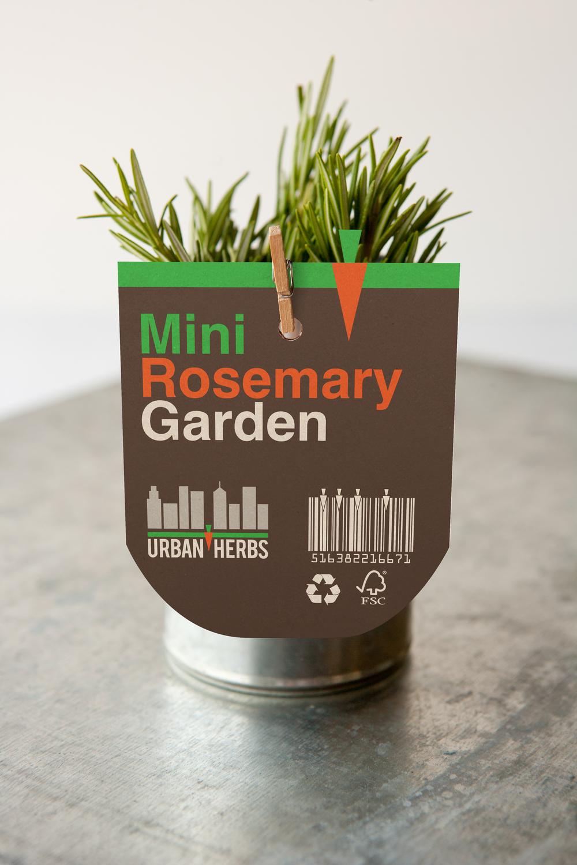 Urban Herbs — Weidenbaum Design