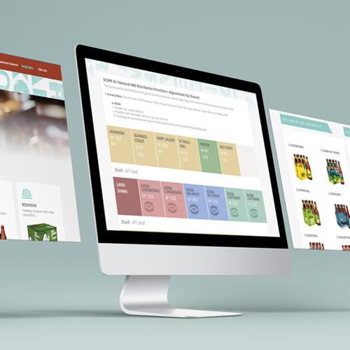 CBA Retail Website