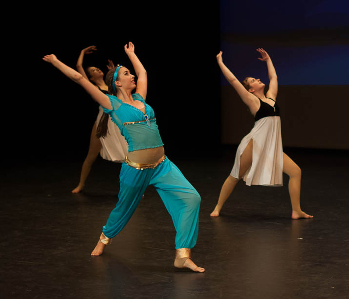 Previous Velocity Dance Company members (2014)