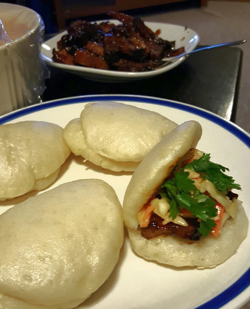 Bacon bao!