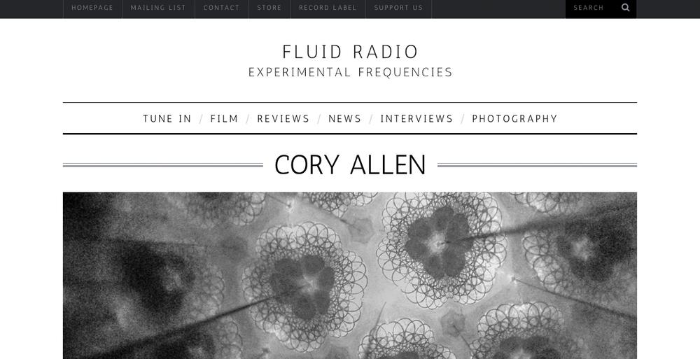 Fluid Radio, 5/5/15