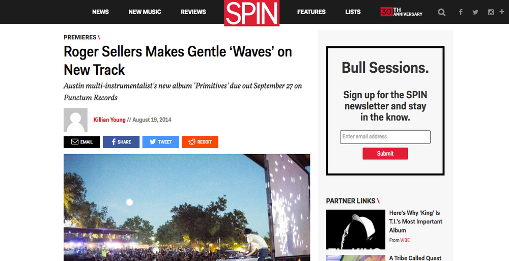 Spin, 8/19/14