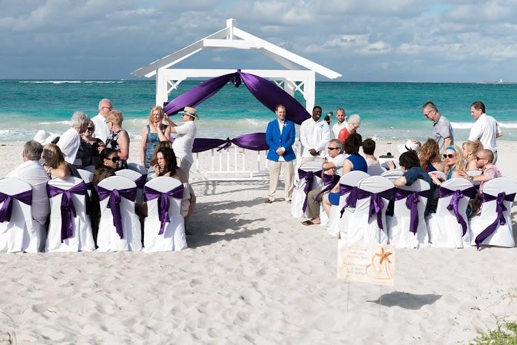 Beach Wedding Iberostar Laguna Azul