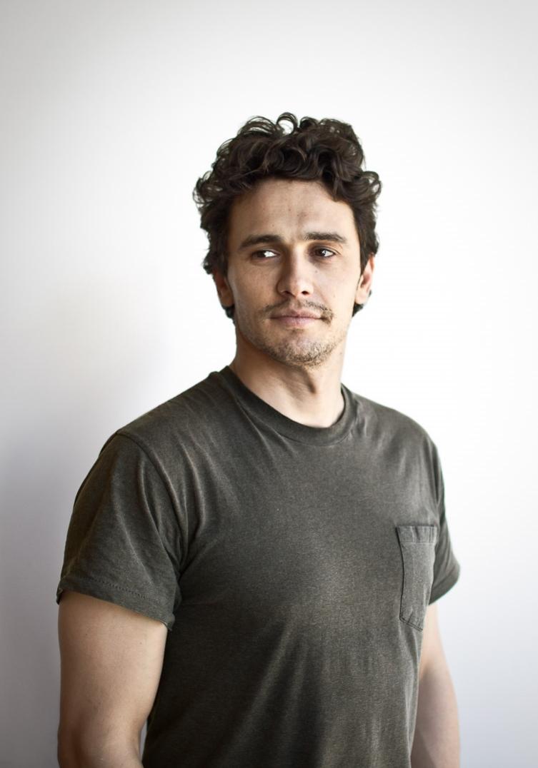 "James Franco as ""Mac"""