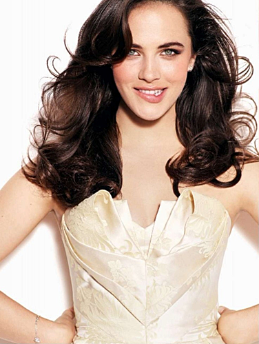 "JESSICA BROWN FINDLAY as ""Bella"""